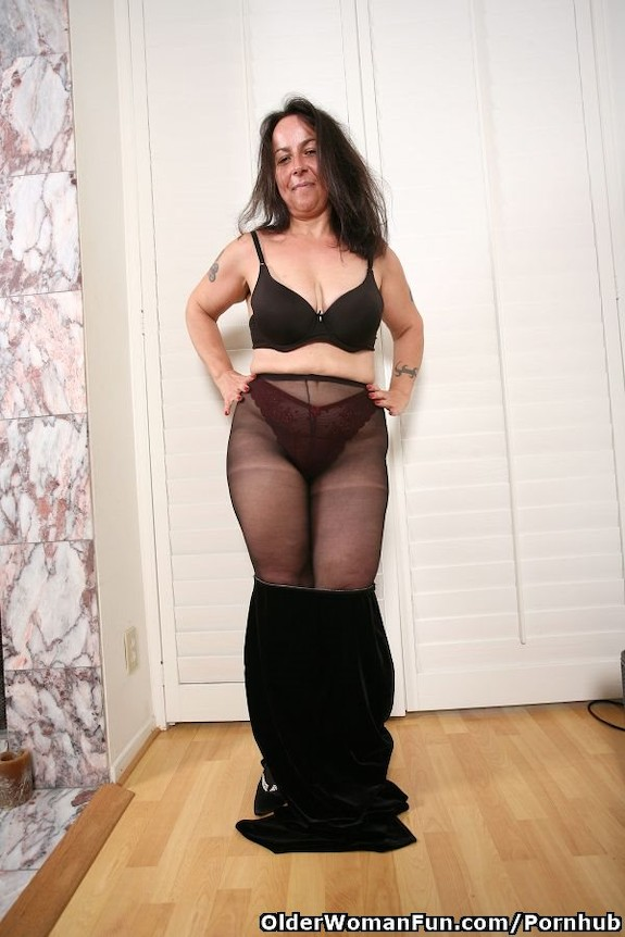 Black mom porn