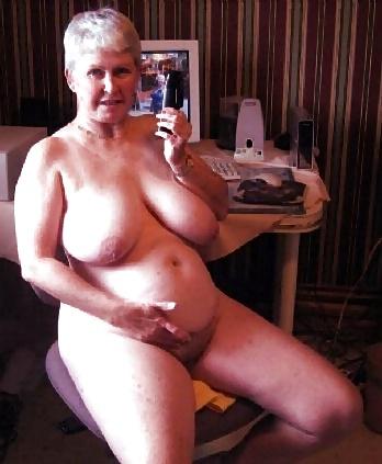 Short Hair Blonde Big Tits